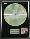 AGNETHA FALTSKOG (ABBA) Platinum LP Disc-WRAP YOUR ARMS